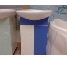 Набор мебельный голубой 55 см