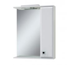 Зеркало со шкафчиком 50 см Cristal