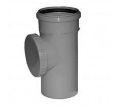 Ревизия 100 для внутренней канализации производства Украина