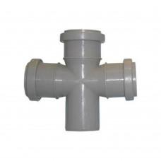 Крестовина 50*50*50/90 для внутренней канализации