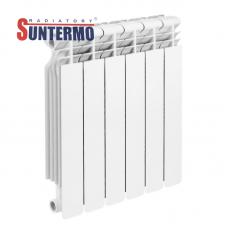 Радиатор биметалл. SUNTERMO 500/100 -40 bar Польша