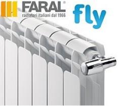 Радиатор алюминиевый Fly 350