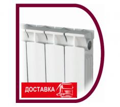 Радиатор биметалл. Алтермо -7  500/96  Полтава