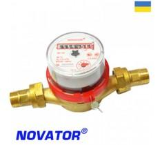 Водосчетчик для горячей воды КВ- 1,5 Novator (Хмельницк)