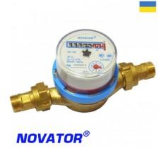 Водосчетчик для холодной воды КВ- 1,5 Novator (Хмельницк)